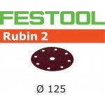 FESTOOL 499104-Festool STF D125/8 P100 RU2/10 Schuurpapier-klium