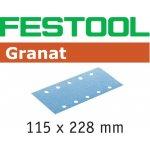 FESTOOL 498954-Festool STF 115X228 P400 GR/100 Schuurpapier-klium