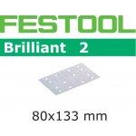 FESTOOL 492849-Festool STF 80x133 P60 BR2/50 Schuurpapier-klium