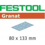 FESTOOL 497128-Festool STF 80x133 P80 GR/10 Schuurpapier-klium
