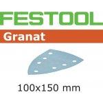 FESTOOL 497132-Festool STF DELTA/7 P80 GR/10 Schuurpapier-klium