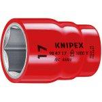 KNIPEX 98 47 11-Knipex 984711 Steeksleutelinzetstuk voor zeskantschroeven-klium