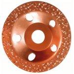 BOSCH 2608600180-Hardmetalen komschijf 115 x 22,23 mm- fijn, schuin-klium