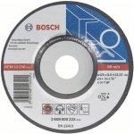 BOSCH 2608600315-Afbraamschijf gebogen -metaal A 30 T BF, 180 mm, 22,23 mm, 6 mm-klium
