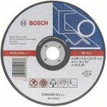 BOSCH 2608600318-Doorslijpschijf recht - metaal A 30 S BF, 115 mm, 22,23 mm, 2,5 mm-klium