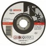 BOSCH 2608600325-Doorslijpschijf recht Inox AS 30 S INOX BF, 230 mm, 22,23 mm, 3 mm-klium