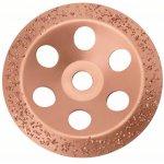BOSCH 2608600365-Hardmetalen komschijf 180 x 22,23 mm- fijn, schuin-klium