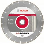 BOSCH 2608602283-Diamantdoorslijpschijf Professional for Marble 230 x 22,23 x 2,8 x 3 mm-klium