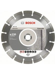 BOSCH 2608602542-BOSCH DIAMANTDOORSLIJPSCHIJF PROFESSIONAL FOR CONCRETE 300 X 22,23 X 3,1 X 10 MM-klium