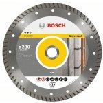 BOSCH 2608602576-Diamantdoorslijpschijf Expert for Universal Turbo 150 x 22,23 x 2,2 x 12 mm-klium