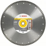 BOSCH 2608602587-Diamantdoorslijpschijf Professional for Universal Turbo 350 x 20,00+25,40 x 3 x 10 mm-klium