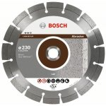 BOSCH 2608602607-Diamantdoorslijpschijf Expert for Abrasive 125 x 22,23 x 1,6 x 10 mm-klium