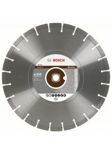 BOSCH 2608602614-BOSCH DIAMANTDOORSLIJPSCHIJF EXPERT FOR ABRASIVE 450 X 25,40 X 3,6 X 12 MM-klium