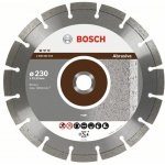 BOSCH 2608602619-Diamantdoorslijpschijf Professional for Abrasive 230 x 22,23 x 2,3 x 10 mm-klium