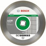 BOSCH 2608602637-Diamantdoorslijpschijf Best for Ceramic 230 x 25,40 x 2,4 x 10 mm-klium