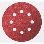 BOSCH 2608605643-5-delige schuurbladset 125 mm, 120-klium
