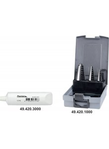 PHANTOM 494203000-PHANTOM 494203000 HSS SET CONISCHE PLAATFREZEN 44.200 TUBE VET 120 ML-klium