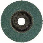 BOSCH 2608608276-Lamellenschuurschijf Best for Inox 125 mm, 22,23, 40-klium