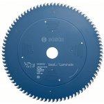 BOSCH 2608642135-Cirkelzaagblad Best for Laminate 254 x 30 x 2,5 mm, 84-klium