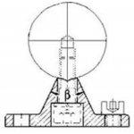 SKF LRCB 12-ASONDERSTEUNING MET BORING  LRCB 12-klium
