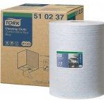 TORK 510237-TORK CLEANING COMBI ROL REINIGINGSDOEK BLAUW W1/W2/W3-klium