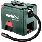METABO 602021000-METABO AS 18 L PC ACCU-ALLESZUIGER-klium