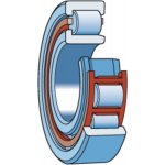 SKF NJ 2306 ECML/C3-CILINDERLAGER NJ 2306 ECML/C3-klium