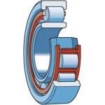 SKF NU 228 ECML/C3-CILINDERLAGER NU 228 ECML/C3-klium