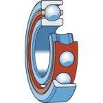 SKF 7205 BECBP-HOEKCONTACTLAGER 7205 BECBP-klium