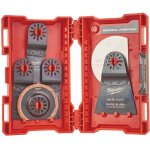 MILWAUKEE 48901009-MILWAUKEE Multitool zaagbladen set (9st.)-klium
