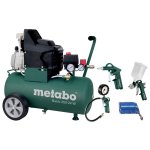METABO 690836000-METABO Basic 250-24 W Set Compressor Basic-klium
