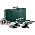 METABO 685173510-METABO Combo Set WEP 2200-230 + W 750-125 Machines op netvoeding in de set-klium