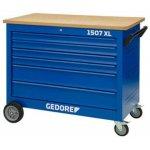 GEDORE 3127818-GEDORE 1507 XL 04010 verrijdbare werkbank met 5 laden (leeg)-klium