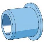 SKF PSMF 405040 A51-Glijbus + kraag sinterbrons-klium