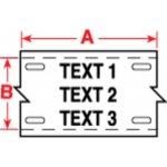 BRADY 018347-TLS 2200/TLS PC Link Tags-klium