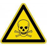 BRADY 250206-Pictogram voor identificatie van gevaarlijke stoffen - Giftige stoffen (PIC 302)-klium
