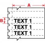 BRADY 018548-TLS 2200/TLS PC Link Tags-klium