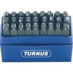 TURNUS 329-204-TURNUS 329-204 - SLAGLETTERS A-Z+& - 4 MM-klium