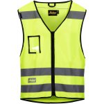 SNICKERS 91536600008-Snickers 9153 - Vest High Visibility (H.V. geel)-klium
