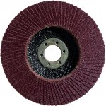 BOSCH 2608603657-Bosch 2608603657 X431 Lamellenschuurschijf, Standaard For Metal 125 mm, 22,23 mm, k60-klium