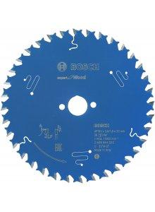 BOSCH 2608644020-BOSCH CIRKELZAAGBLAD EXPERT FOR WOOD 160 X 20 X 2,6 MM, T36-klium
