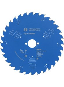 BOSCH 2608644089-BOSCH CIRKELZAAGBLAD EXPERT FOR WOOD 225 X 30 X 2,6 MM, T32-klium